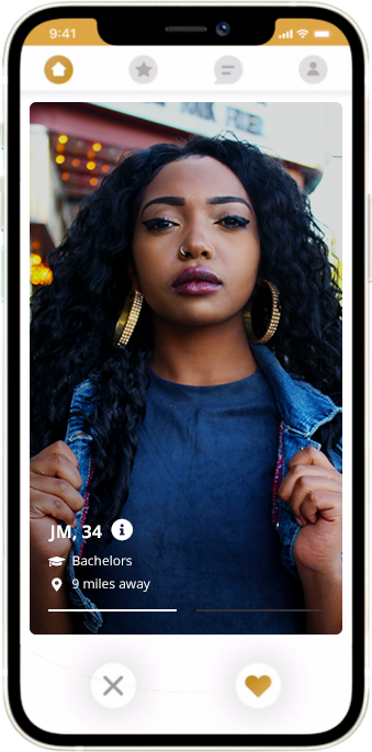 Melanin Matchmaker - Dating App